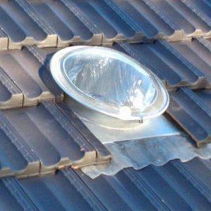 Tubelight for Tile Roof